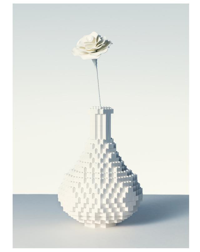 Bridezilla in Lego