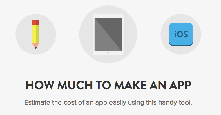 How much to make an app