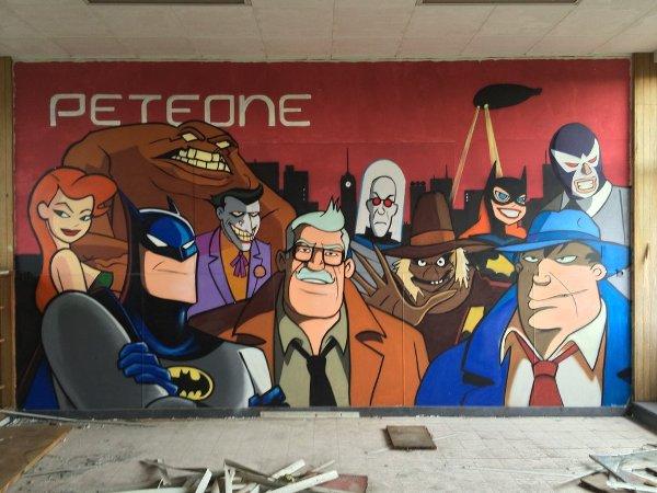 Graffiti Ronse