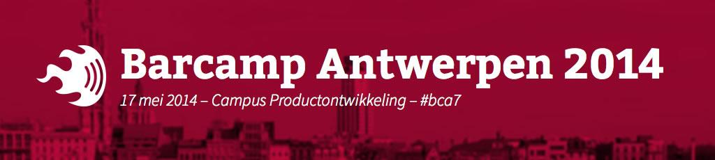 Barcamp Antwerp